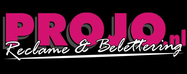 Projo | Reclame en Belettering